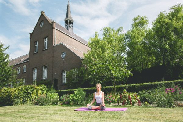 Pilates yoga breda