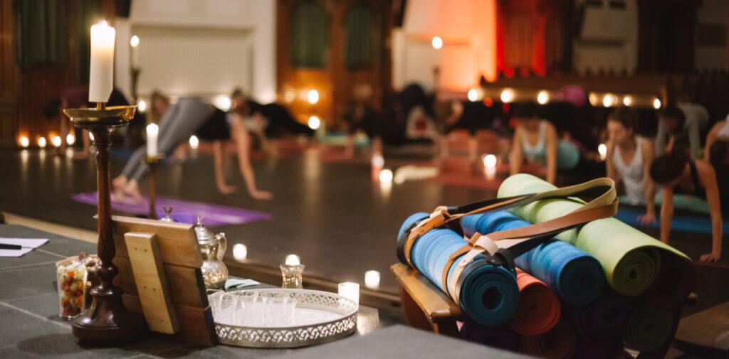 yoga pilates geur Breda