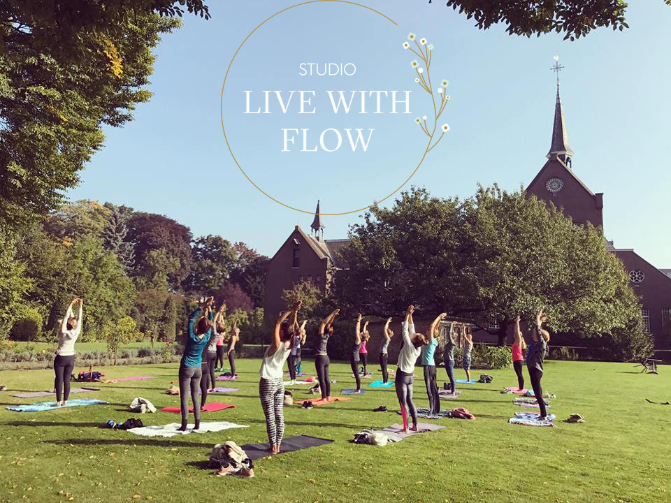 yogalessen in Breda