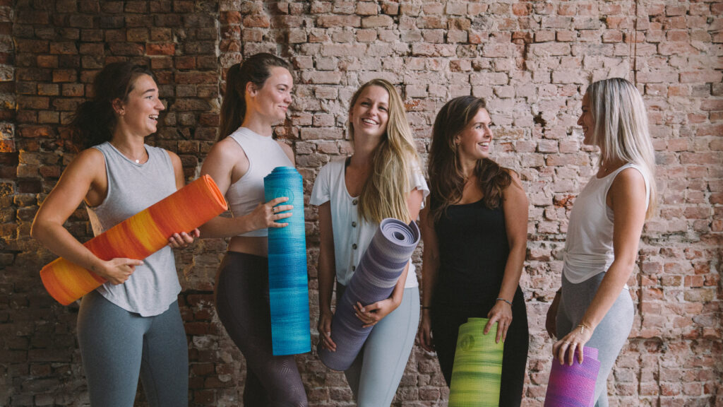 Concept flow uniek Yoga