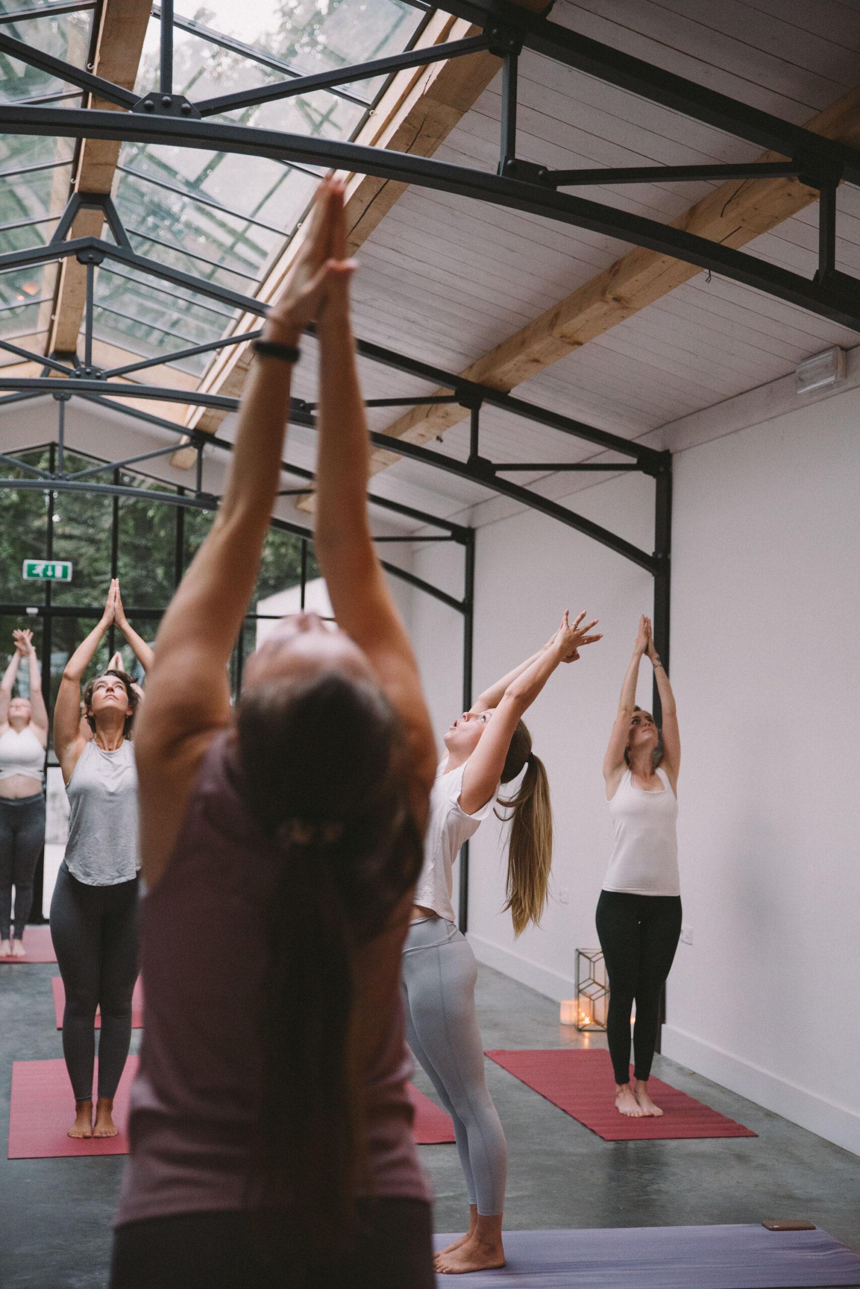 reserveren Yoga en Pilates classes in Breda met je account