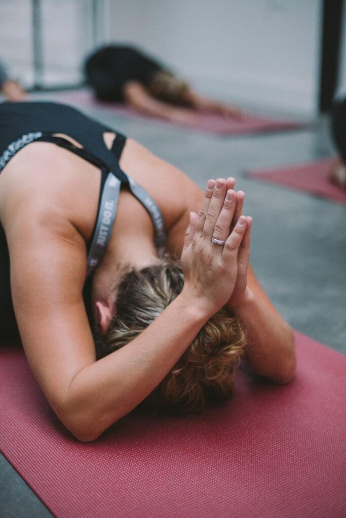 mijn account yoga classes in yogaschool flow breda