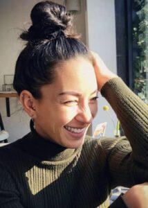 Pilates docente Sarina